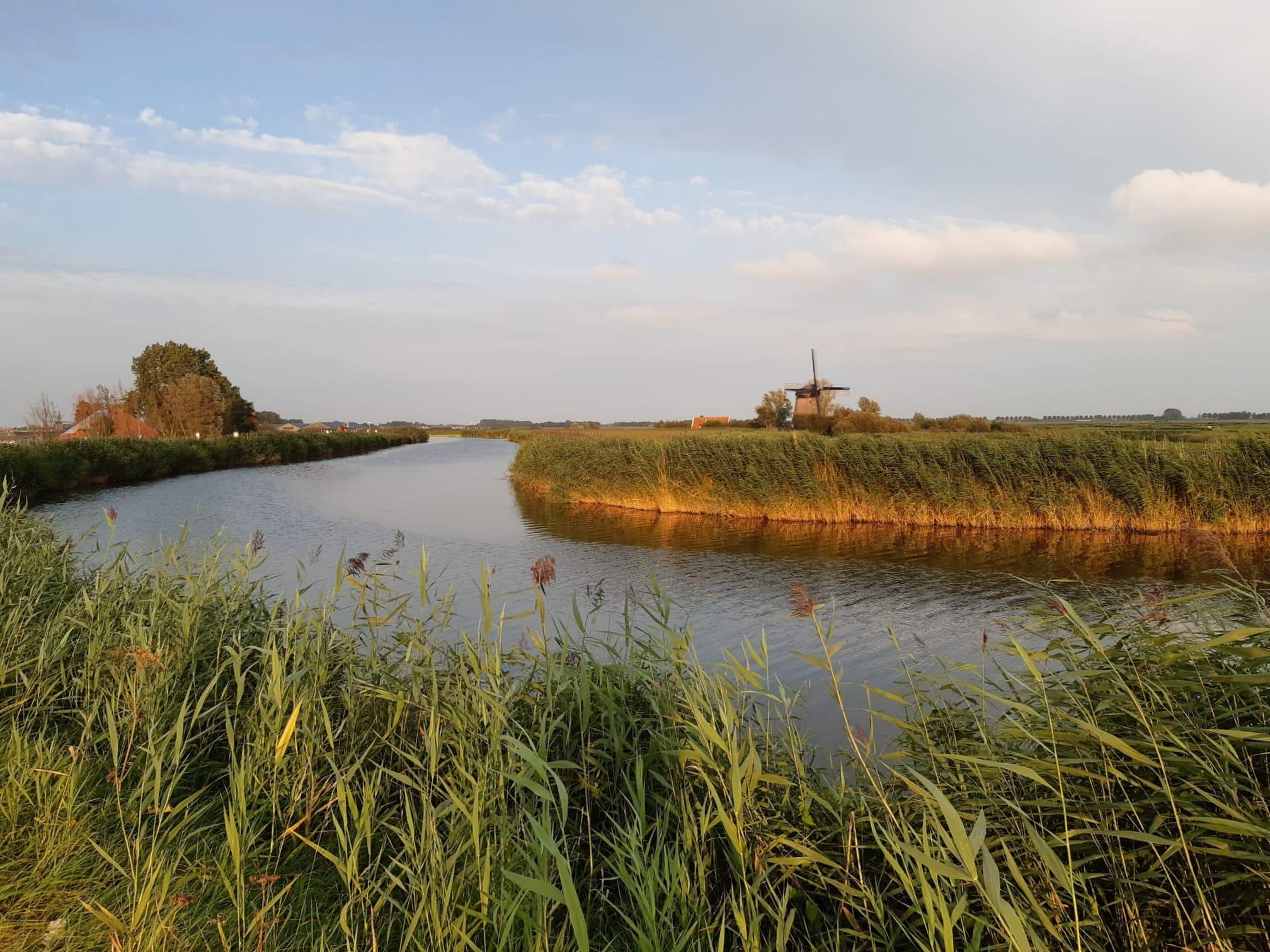 Weekendje weg in de polder met Natuurhuisje